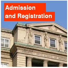 Admission and Registration